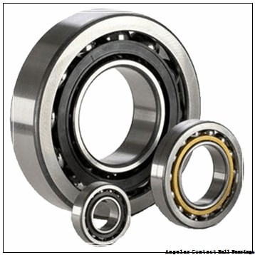 75 mm x 130 mm x 25 mm  FAG 7215-B-TVP angular contact ball bearings