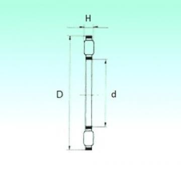 NBS K81116TN thrust roller bearings