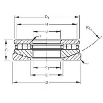 Timken 140TPS159 thrust roller bearings