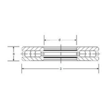 SIGMA RT-733 thrust roller bearings