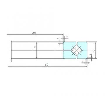 NACHI 1028XRN132 thrust roller bearings