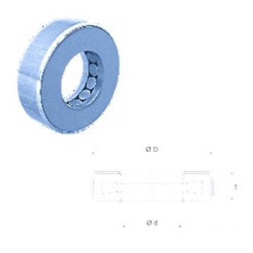 Fersa T200A thrust roller bearings