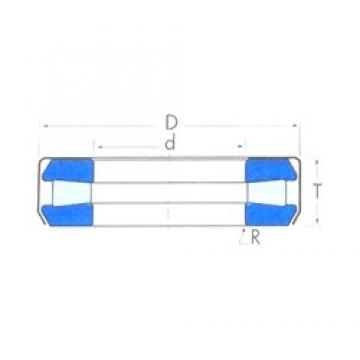 Timken T194 thrust roller bearings