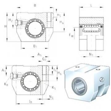 INA KGHK30-B-PP-AS bearing units