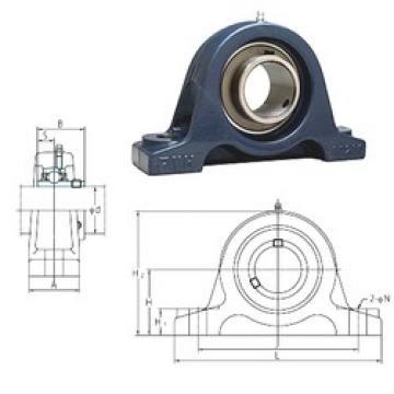 FYH UCIP326 bearing units