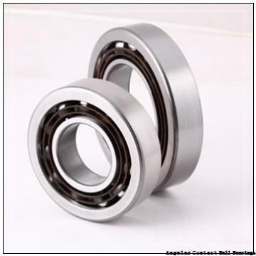 30 mm x 62 mm x 23,83 mm  Timken 5206W angular contact ball bearings