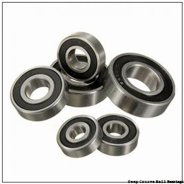 Toyana 62206-2RS deep groove ball bearings