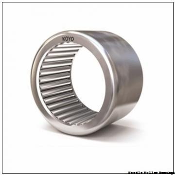 30 mm x 45 mm x 17 mm  KOYO NAO30X45X17 needle roller bearings