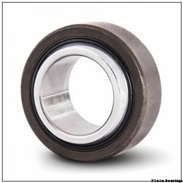 160 mm x 290 mm x 65 mm  ISO GE160AW plain bearings