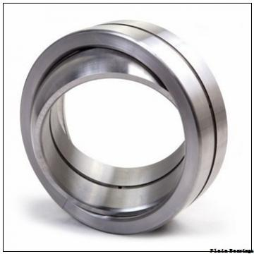 25 mm x 42 mm x 20 mm  SKF GE 25 C plain bearings