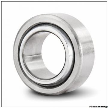 17 mm x 35 mm x 20 mm  ISO GE17FW plain bearings