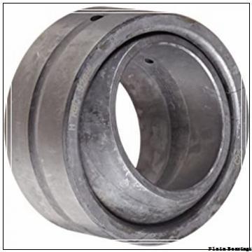 6 mm x 20,5 mm x 6 mm  NMB HRT6E plain bearings