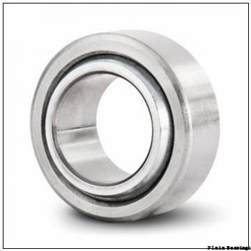 17 mm x 30 mm x 14 mm  ISB SI 17 ES plain bearings