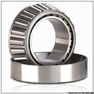 40 mm x 107,95 mm x 36,957 mm  ISO 543/532X tapered roller bearings