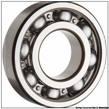 4 mm x 12 mm x 4 mm  SKF W 604 R-2Z deep groove ball bearings