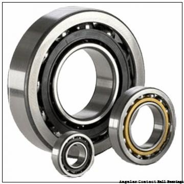 105 mm x 190 mm x 36 mm  NACHI 7221B angular contact ball bearings