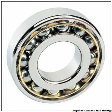 40 mm x 126,2 mm x 43 mm  PFI PHU3135 angular contact ball bearings