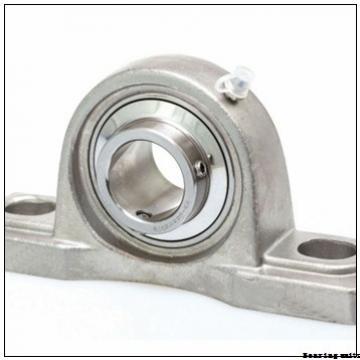 SNR UCPAE208 bearing units