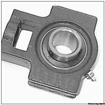 SNR UST203+WB bearing units