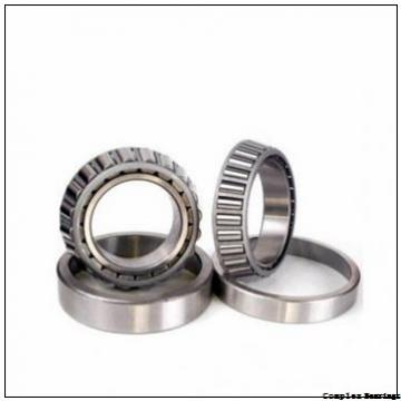 55 mm x 115 mm x 17,5 mm  INA ZARN55115-L-TV complex bearings