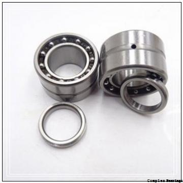 ISO NKX30 complex bearings