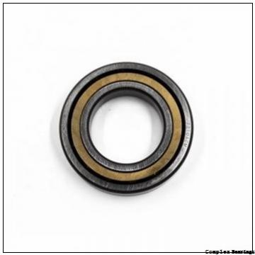 ISO NAXI 1223 complex bearings