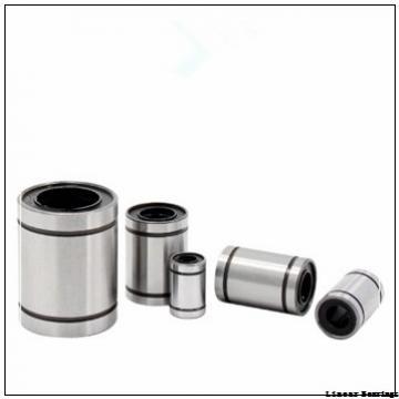 40 mm x 60 mm x 60,5 mm  Samick LM40 linear bearings