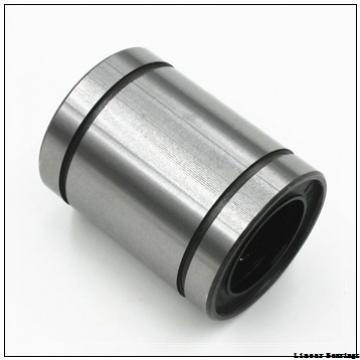 8 mm x 16 mm x 16,5 mm  Samick LME8 linear bearings