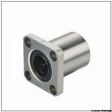 50 mm x 75 mm x 77,6 mm  Samick LME50AJ linear bearings