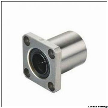 8 mm x 15 mm x 17,5 mm  Samick LM8AJ linear bearings