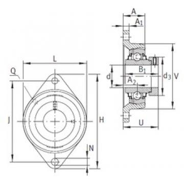 INA LCJT30-N bearing units