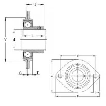 NKE RATY15 bearing units