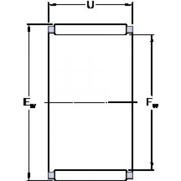 SKF K 85x92x20 cylindrical roller bearings