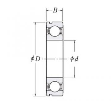 130 mm x 180 mm x 24 mm  CYSD 6926N deep groove ball bearings