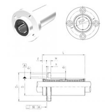 Samick LMEFP20L linear bearings
