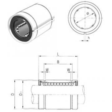 16 mm x 26 mm x 24,9 mm  Samick LME16UUAJ linear bearings