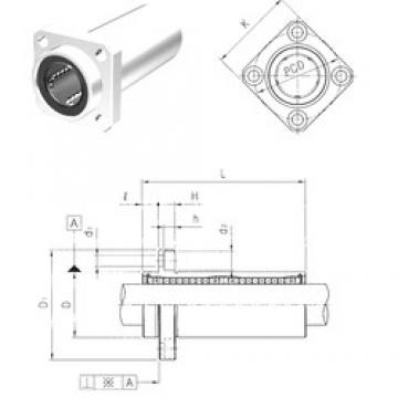 Samick LMEKP12L linear bearings