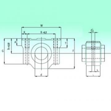 NBS SCV 35 AS linear bearings