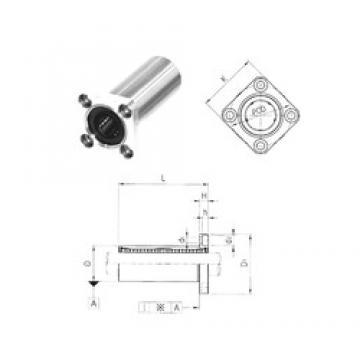 Samick LMK20LUU linear bearings