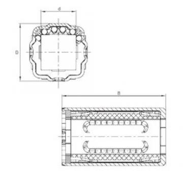 INA F-236160.05 linear bearings