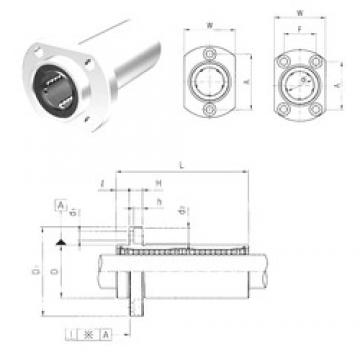 Samick LMHP12LUU linear bearings