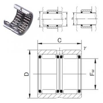 JNS RNAFW304026 needle roller bearings