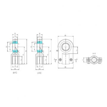 LS SIQ25ES plain bearings