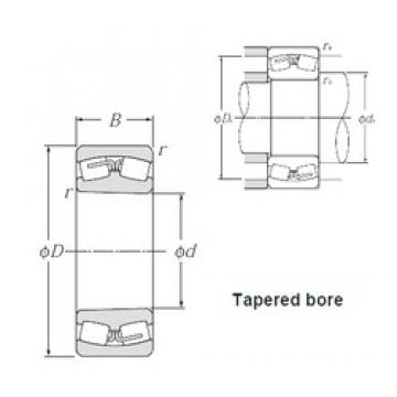 750 mm x 1 090 mm x 335 mm  NTN 240/750BK30 spherical roller bearings