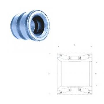 Fersa F15120 tapered roller bearings