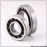 30 mm x 62 mm x 16 mm  SKF 7206 BE-2RZP angular contact ball bearings