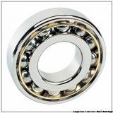 40 mm x 126,2 mm x 43 mm  PFI PHU3135 angular contact ball bearings