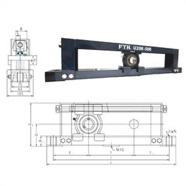 FYH UCTU313-900 bearing units #3 image