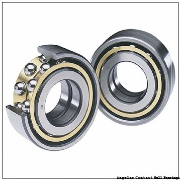 50 mm x 80 mm x 16 mm  KOYO HAR010 angular contact ball bearings #2 image
