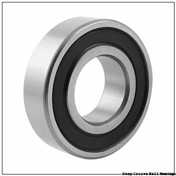 75 mm x 160 mm x 37 mm  ZEN 6315-2RS deep groove ball bearings #1 image